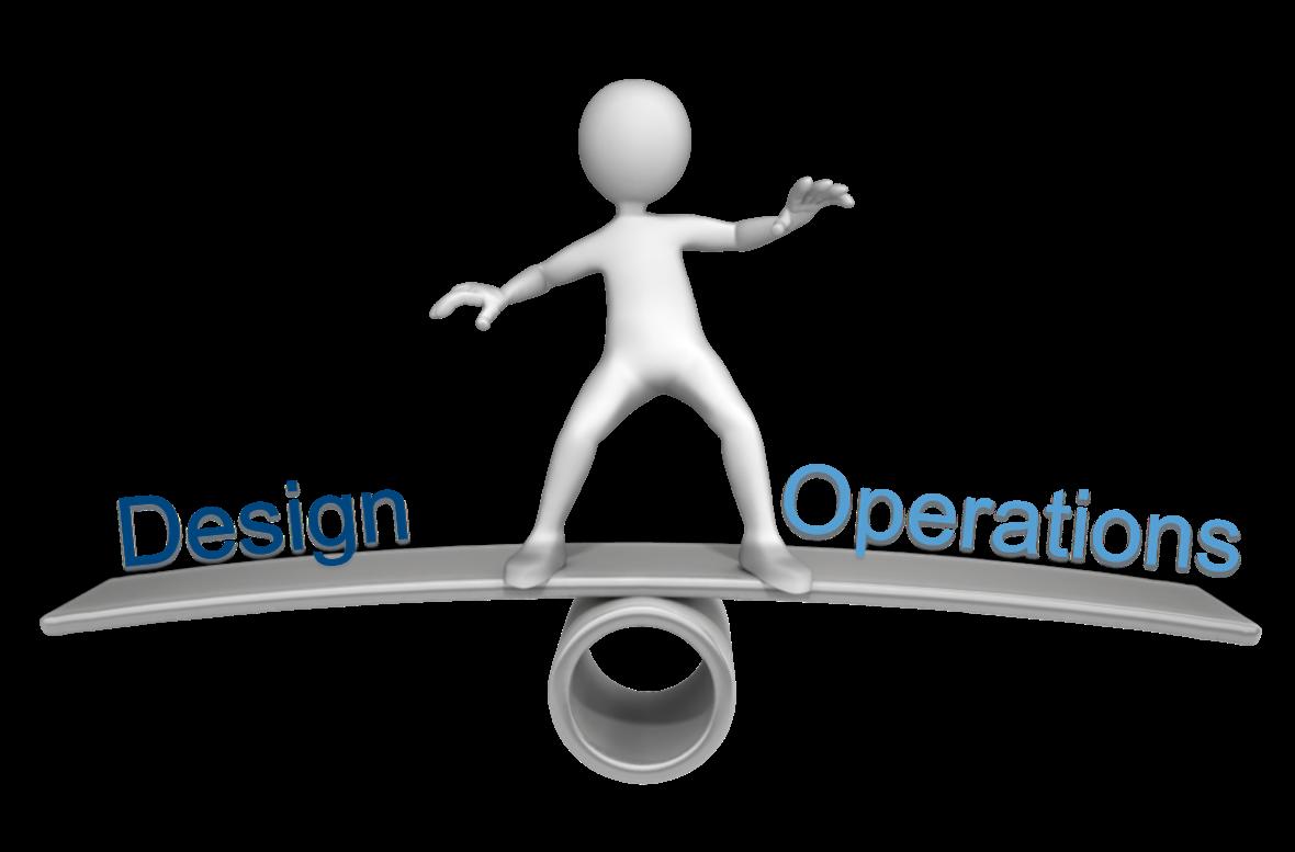 Data Centre Design versus Data Centre Operations Management