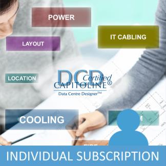 Data Centre Design training Individual Subscription