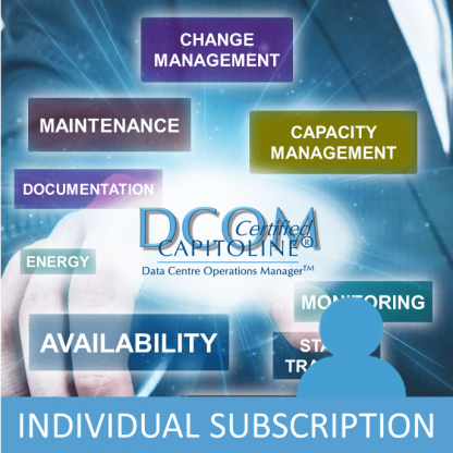 Data centre operations management training Individual Subscription