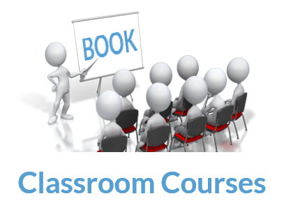 book classroom data centre training