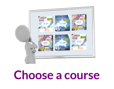 choose a data centre course