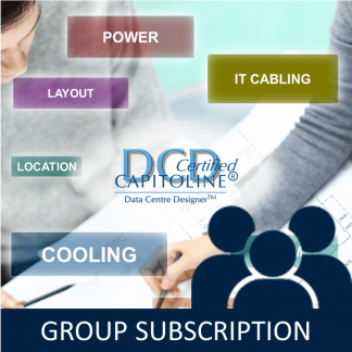 Data Centre Design training Group Subscription