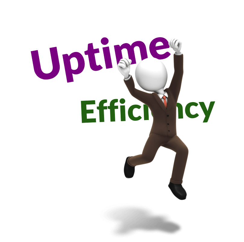 happy employees means greater data centre uptime and efficiency