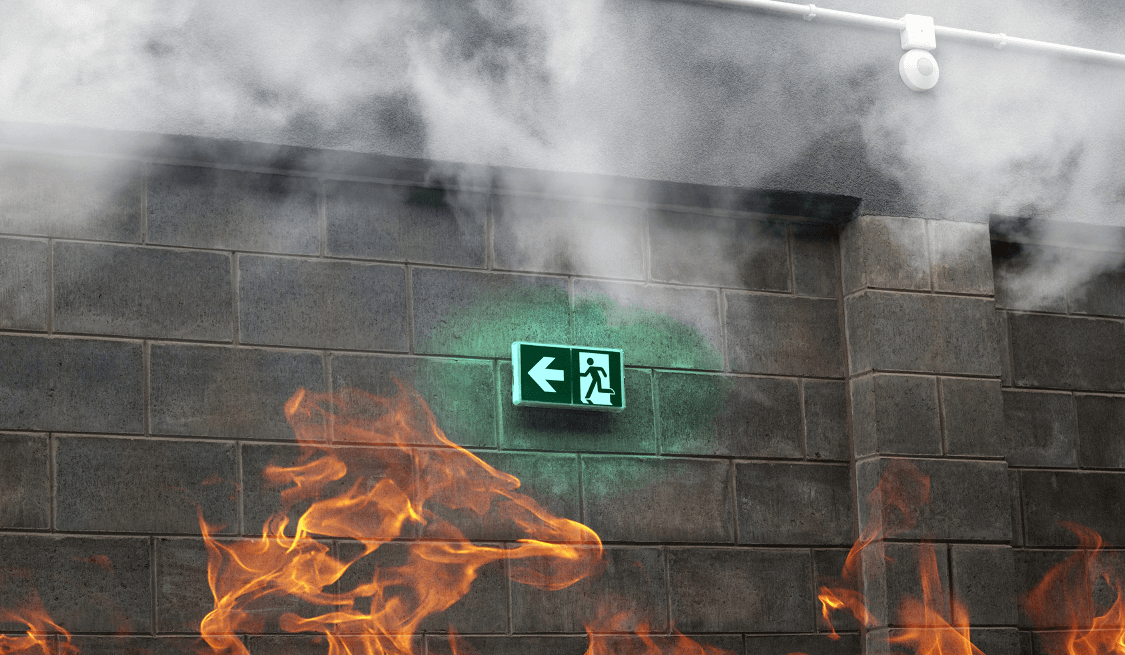 Data Centre fire safety management
