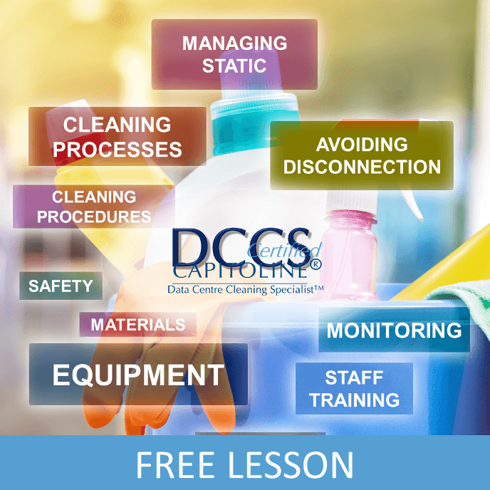 DCCS data centre cleaning specialist fr
