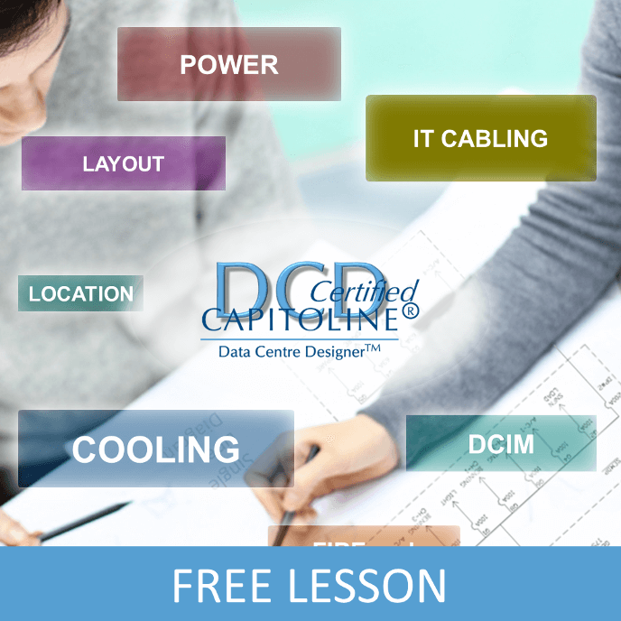 DCD data centre design free online lesson