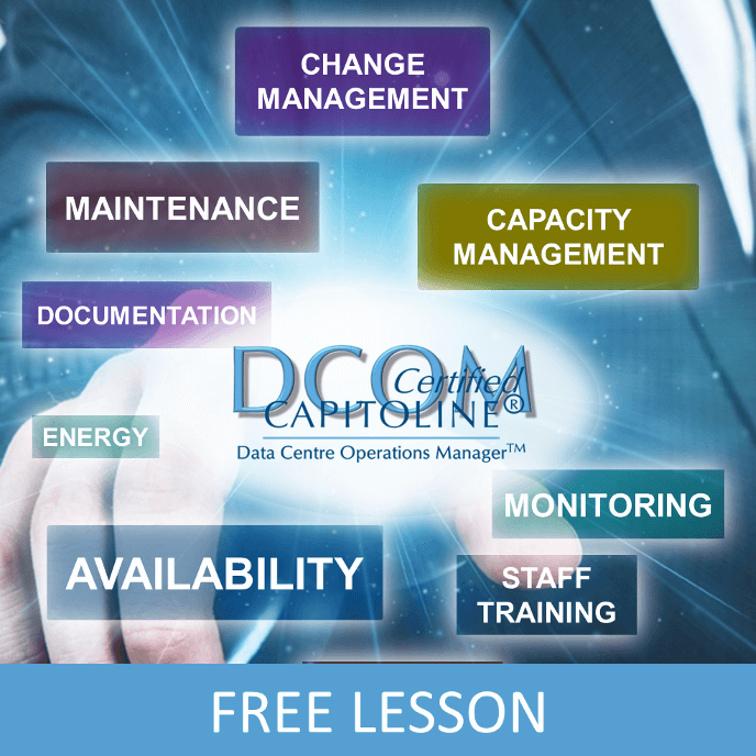 data centre operations management free online lesson