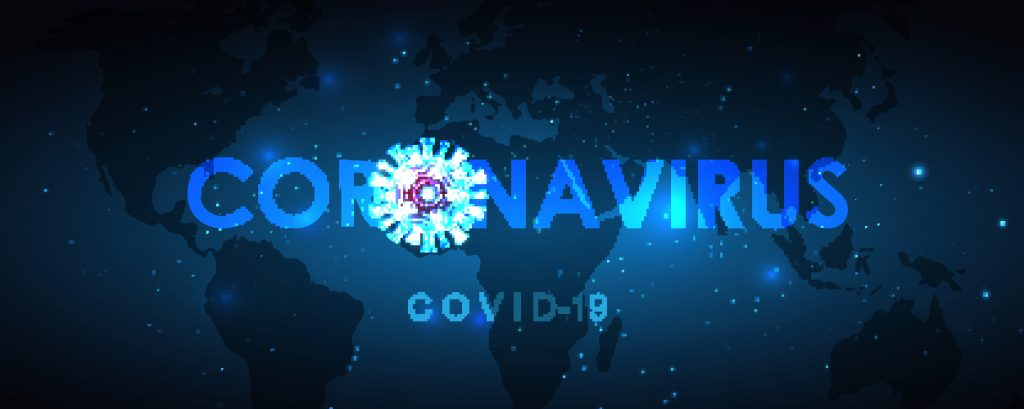 Data Centre Coronovirus Covid 19